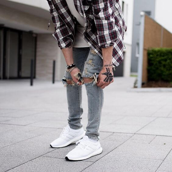 22 ways to wear adidas ultra boost sneaker - Hm herren jeans ...