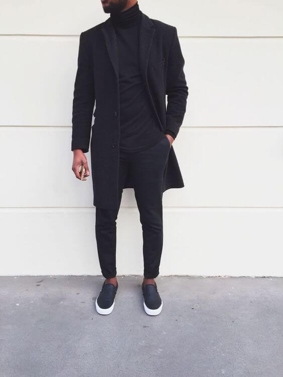 Men's Fashion Guide to Wearing All Black