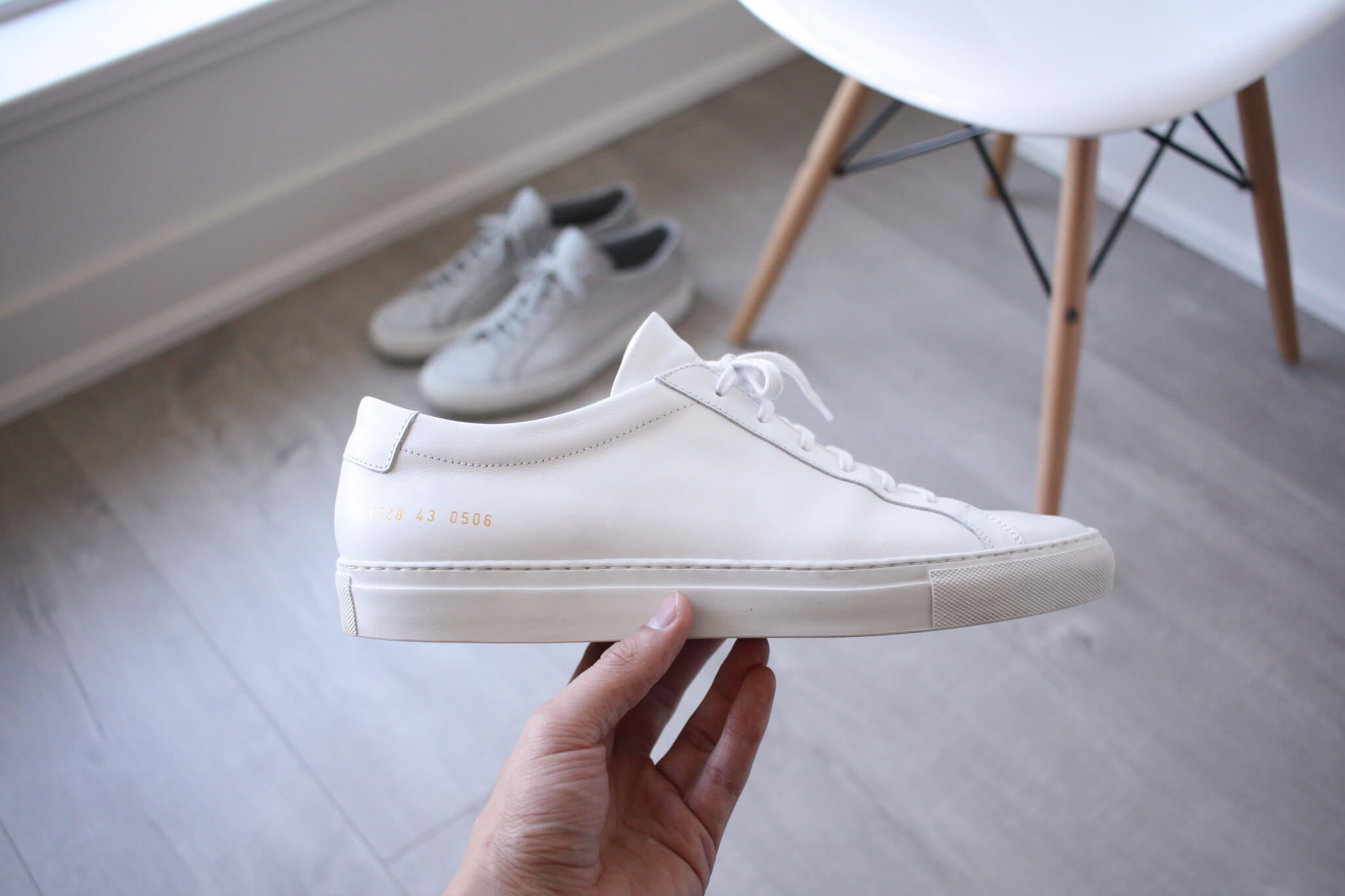 Common Projects  The Must Have Premium White Sneaker - OnPointFresh d8aedbf47