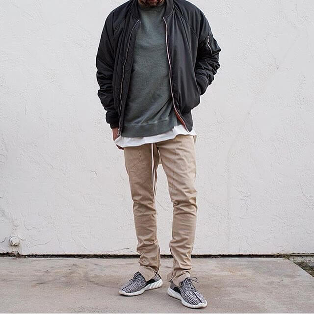 a6137f8c Ways to Wear: Adidas Yeezy 350 Boost Sneaker - OnPointFresh