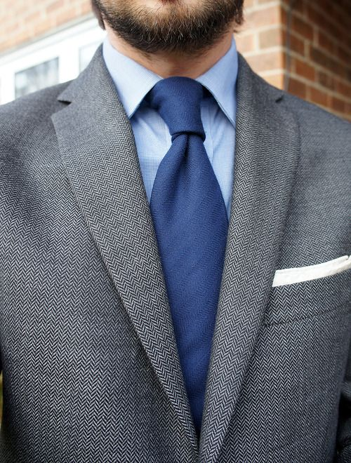 Simple Guide To Men S Shirts And Tie Combinations
