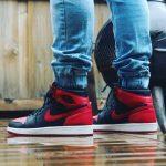 Ways to Wear: Air Jordan 1 Bred
