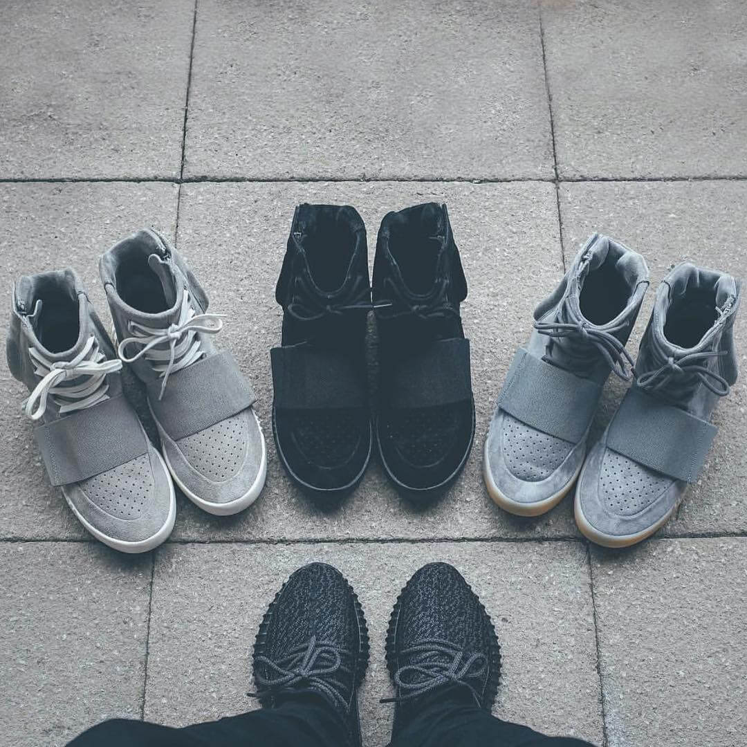 Yeezy 750 Boots