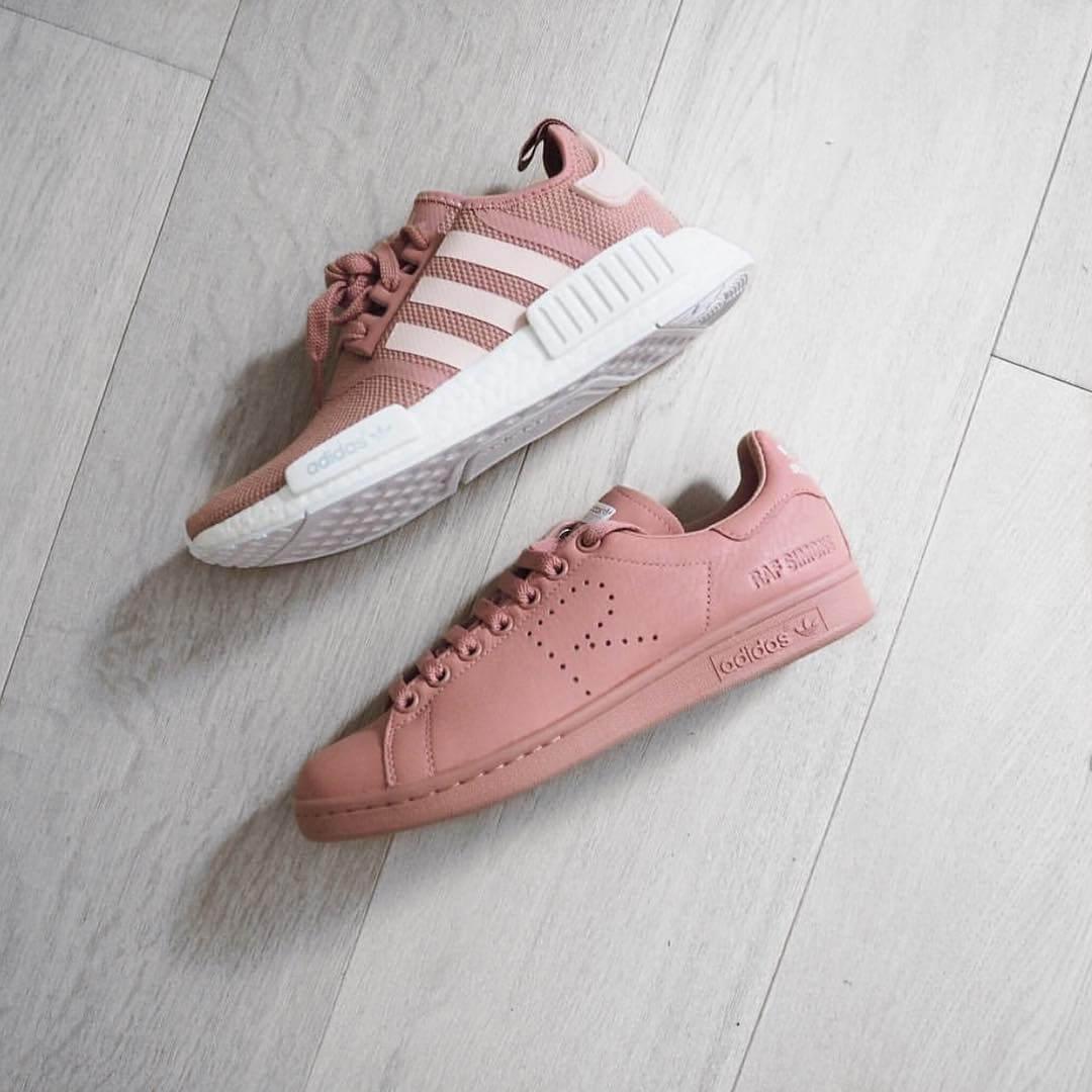 Adidas NMD and Adidas x Raf Simons