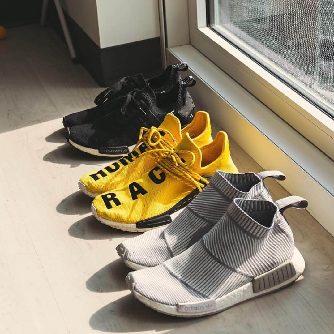 Adidas NMD Collabs