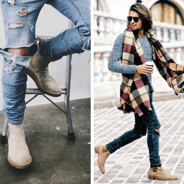 ripped jeans that look stylish