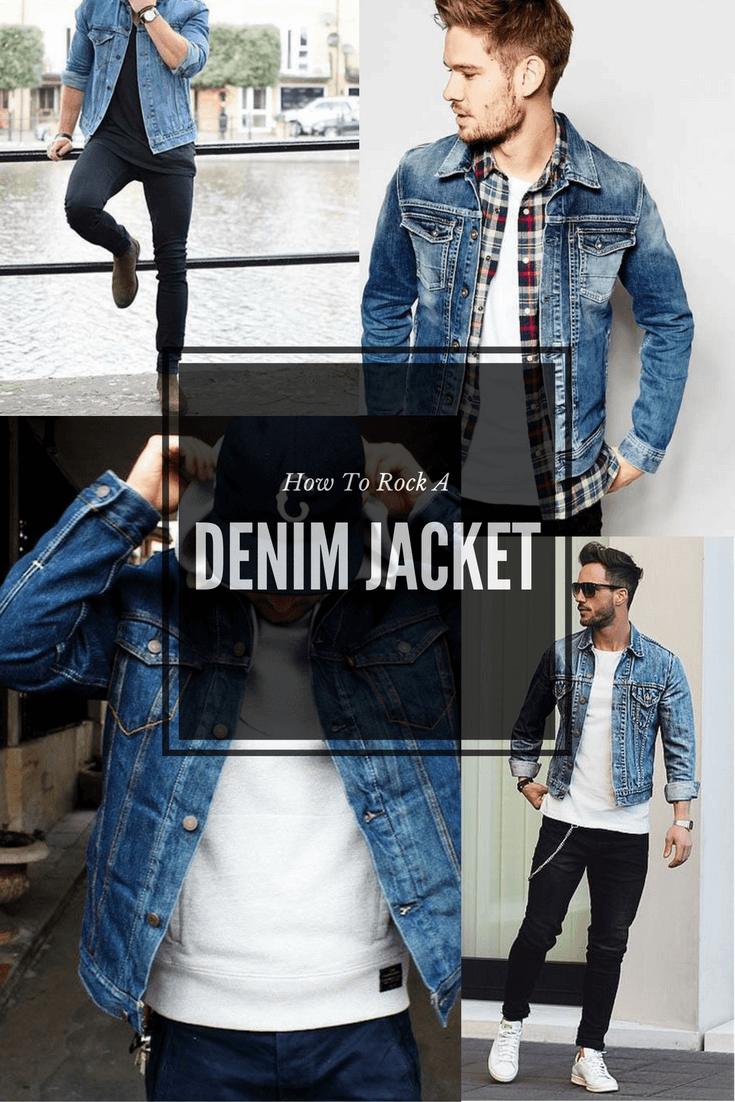 The Best Denim Jackets For Men Onpointfresh