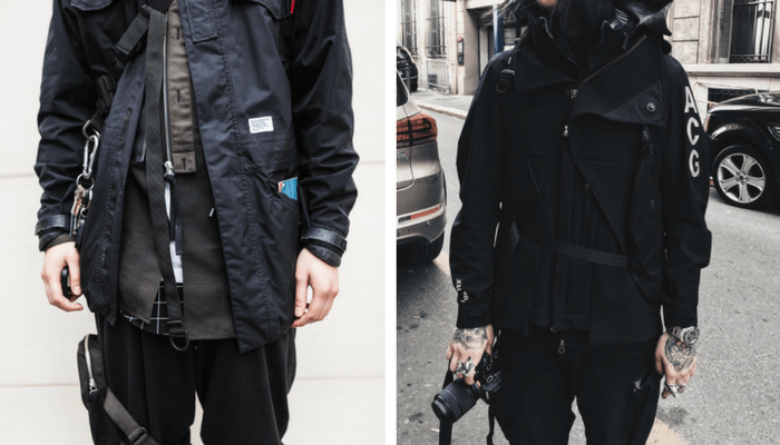 cool-techwear