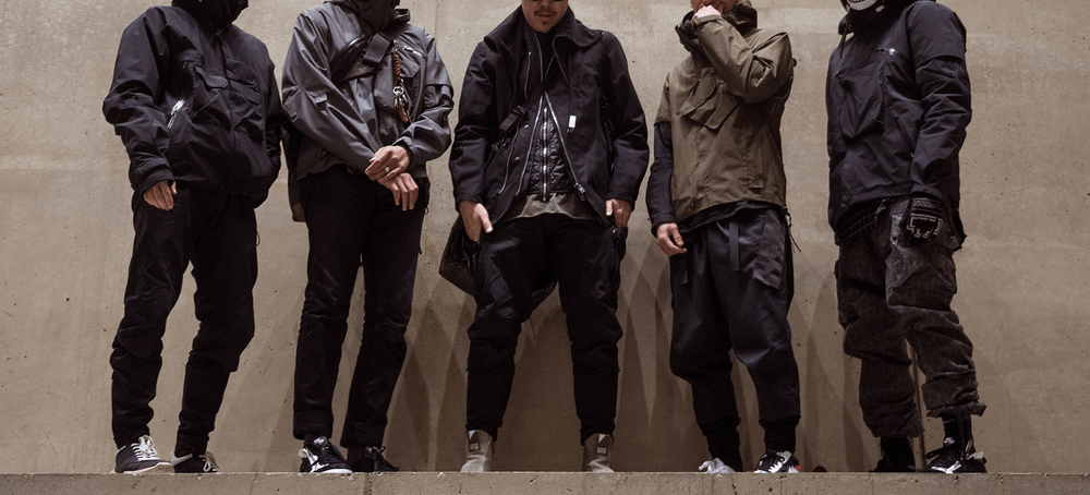 680e1bbbc While the athleisure style often straddles the line between aesthetics and  utility, techwear chooses to ignore the line altogether: in our ...