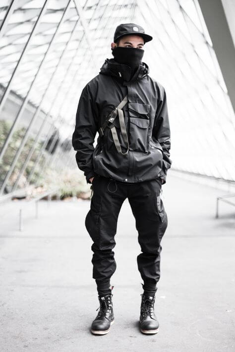bfe998fe3 Techwear: Style Guide & Wardrobe Essentials - OnPointFresh