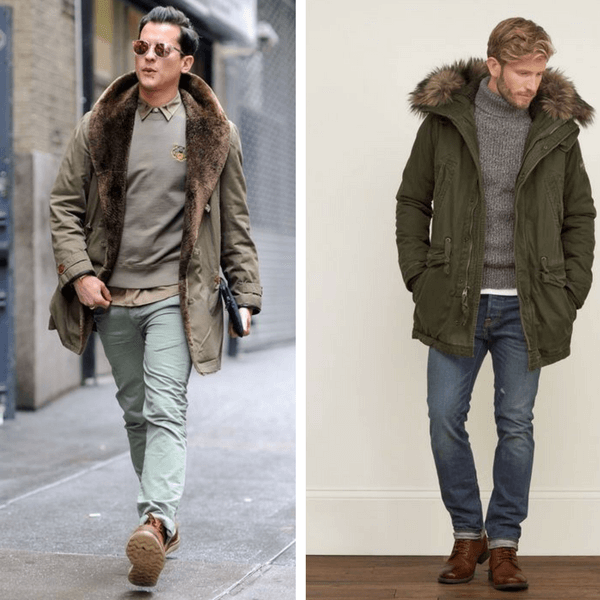 best website 7880b c253a Why Every Guy Should Own A Winter Parka - OnPointFresh