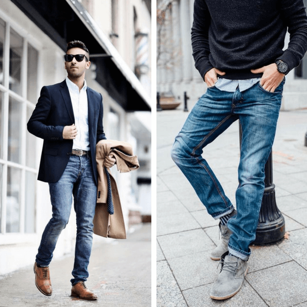 Building A Mens Wardrobe From Scratch