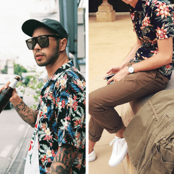 """9af5072f If you're not a Weekend Dad, don't dress like one. But remember, """"no  Hawaiian"""" definitely does not mean """"no floral."""" Our Picks For Summer Shirts"""