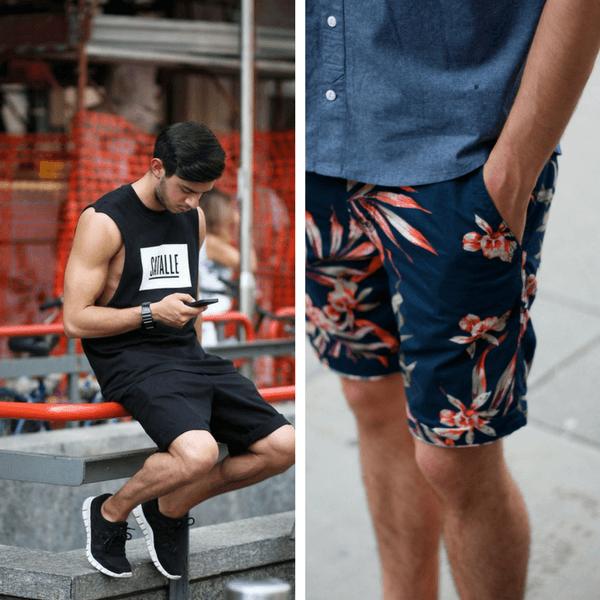 48659946ce How Men Should Wear Shorts - OnPointFresh