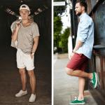 How Men Should Wear Shorts