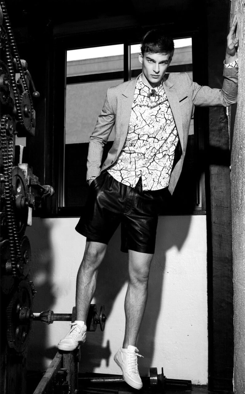 e87a12734f Let's end it off with some amazing outfits that really incorporate shorts  properly. Hopefully this will give you some ideas on how to wear shorts.