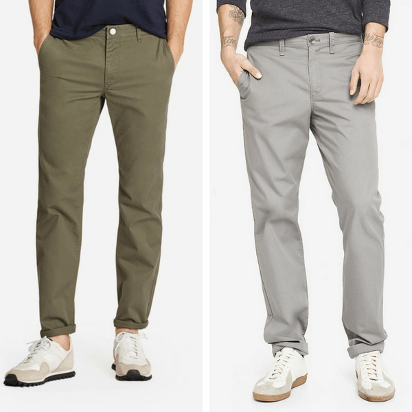 Simple Guide To The Best Men S Chinos Onpointfresh