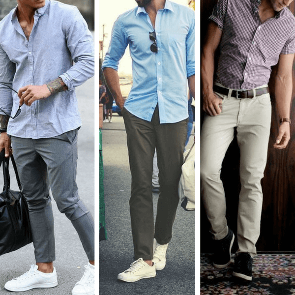 Chino Pants Trends and Tips