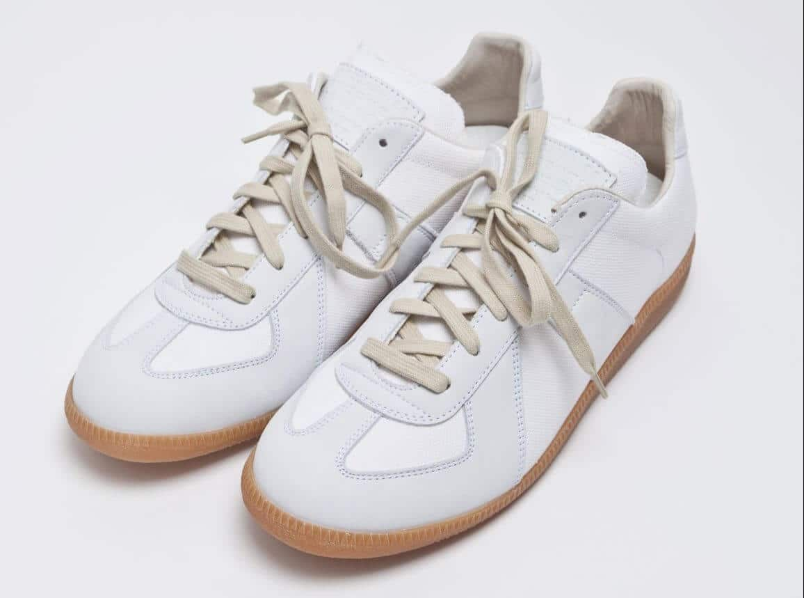 "On my quest to find a simple and clean pair of versatile sneakers that are  somewhat unique I came across what re known as ""German Army Trainers"" or  GATs for ... 0bff5e644"