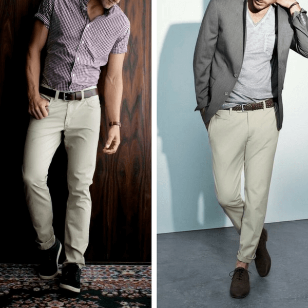 Casual Shoes To Go With White Jeans Men