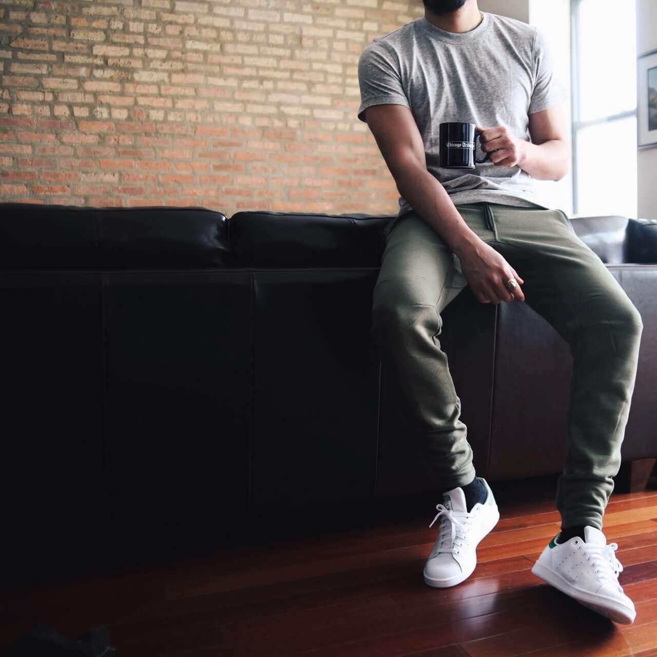 Loose Fit Jeans Men