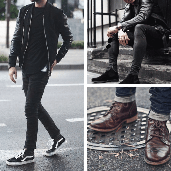 style advice what shoes to wear with jeans