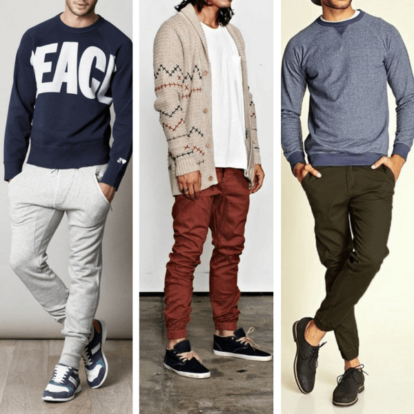 Ways To Wear Jogger Pants