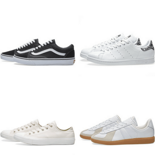 8 Casual Every Day Shoes That Aren't