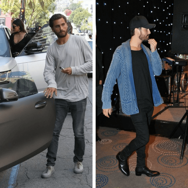 Style Breakdown Scott Disick Onpointfresh