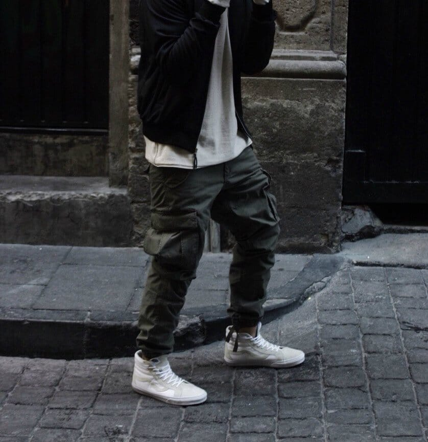 How To Build A Wardrobe >> The Best Cargo Pants For Streetwear Style