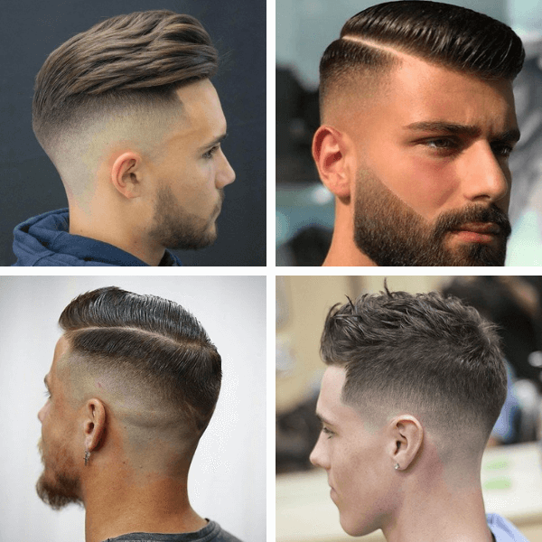the fade is a great hairstyle when it works