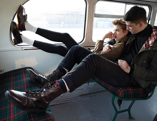 How To Style Classic Doc Martens