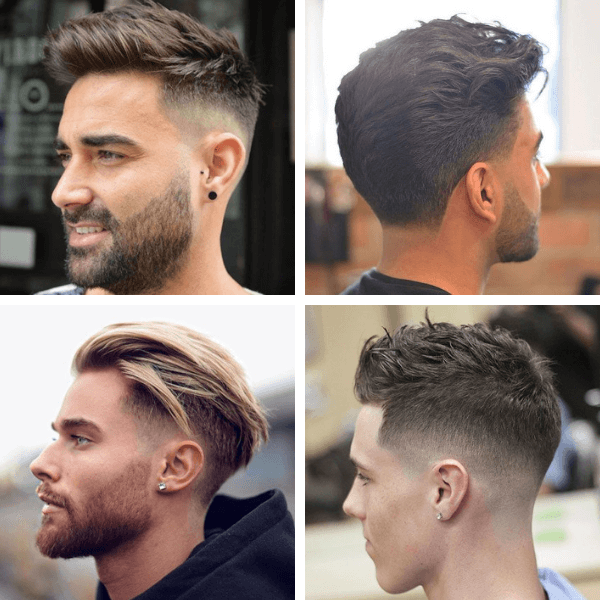 Medium Length Trend 2020 Hairstyles Men 80