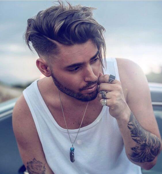 Top 71 Modern Men\'s Hairstyles in 2019 - OnPointFresh