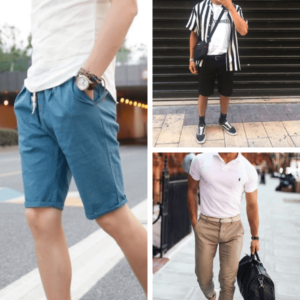 ea136da9c225ac Off the top of the head, you probably associate Summer styles with the  preppy look: pink shorts, polos, Topsiders. And while they definitely have  the spirit ...