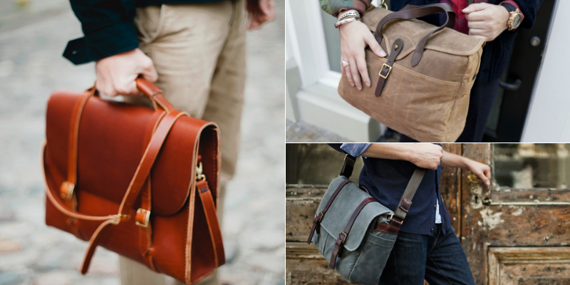 Top 8 Best Messenger Bags For Men Latest Trends In 2019