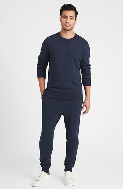 Banana Republic French Terry Joggers