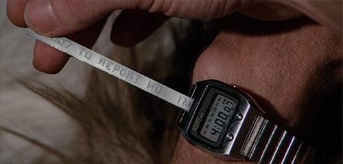 SEIKO LC Quartz Digital Wristwatch DK001, 0674-5009