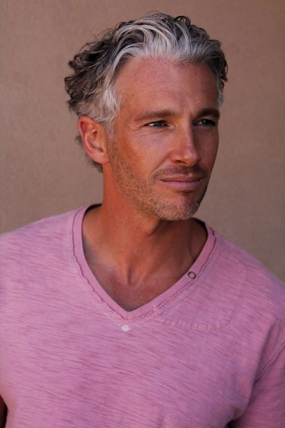 The Best Hairstyles For Older Men